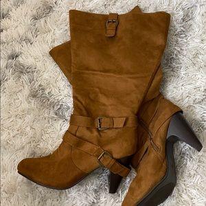 Torrid wide boots